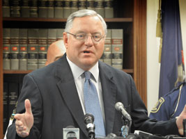 Senator Rick Jones in Zach Anderson Case