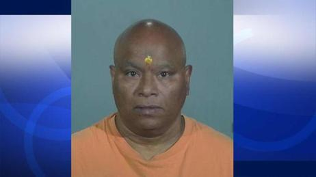 Hindu Monk arrested for sexual assault by fraud
