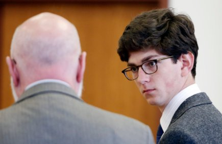 #OwenLabrie convicted of #Luring