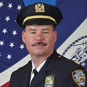 NYPD Captain, Peter Rose